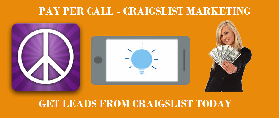 Craigslist leads pay per call